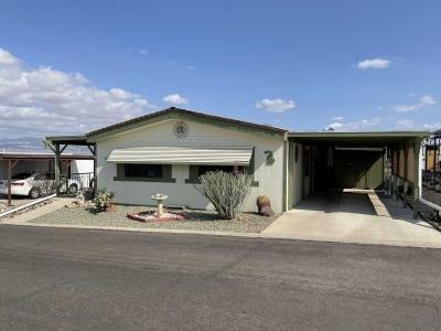 Mobile Home at 2960 Silver Creek Road No 117 Bullhead City, AZ 86442