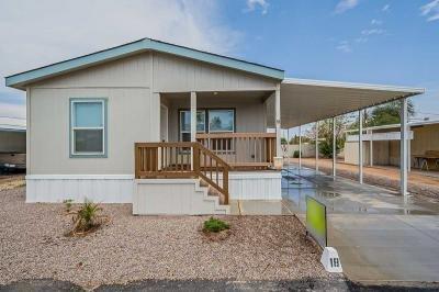 Mobile Home at 654 E. Ranch Rd #18 San Tan Valley, AZ 85140