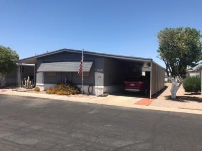Mobile Home at 2701 E Utopia Road #42 Phoenix, AZ 85050