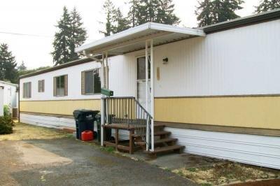 Mobile Home at 3900 Coburg Road, Sp. #8 Eugene, OR 97408
