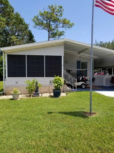 Mobile Home at 16 Koala Bear Path Ormond Beach, FL 32174