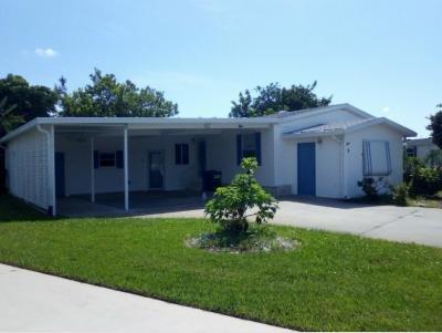 Mobile Home at 6 Bimini Cir. Sebastian, FL 32958