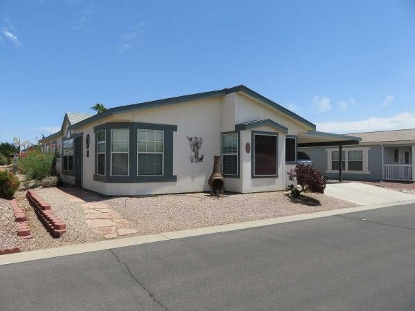 Photo 1 of 2 of home located at 3700 S. Ironwood Dr., #146 Apache Junction, AZ 85120