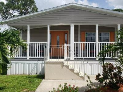 Mobile Home at 1455 90th Ave. #48 Vero Beach, FL 32966