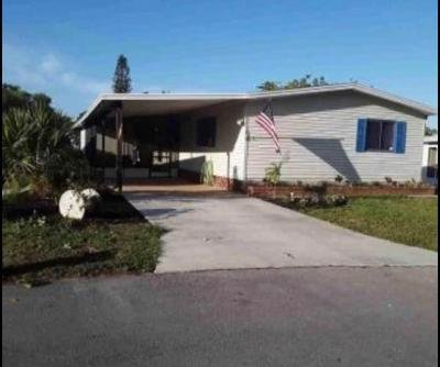 Mobile Home at 10021 Mission Hills Court North Fort Myers, FL 33903