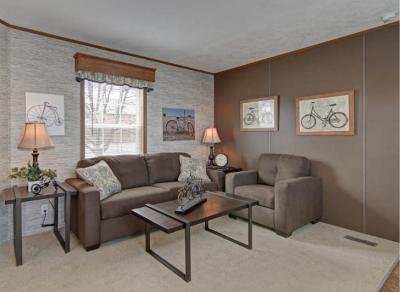 Mobile Home at 839 Oxford Ave., Lot 8 Manitou Beach, MI 49253