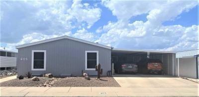 Mobile Home at 9855 E Irvington Rd 205 Tucson, AZ 85730