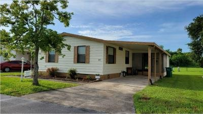 Mobile Home at 557 Waterfront St. Melbourne, FL 32934