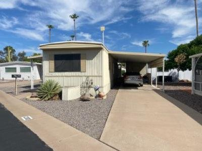 Mobile Home at 4065 E. University Drive #230 Mesa, AZ 85205