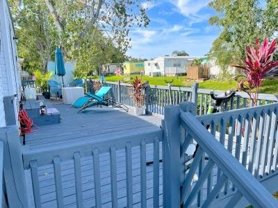 Mobile Home at 2662 Nagano Drive Clearwater, FL 33764