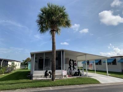 Mobile Home at 7719 Homer Ave Hudson, FL 34667