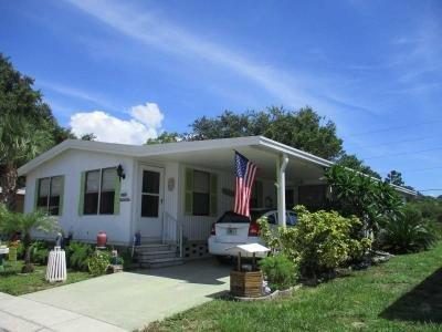 Mobile Home at 1086 Sparrow Lane Tarpon Springs, FL 34689