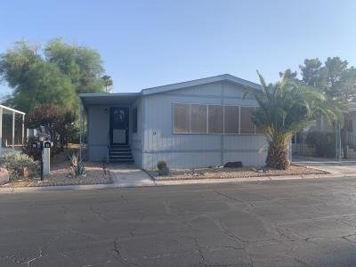 Mobile Home at 5303 E Twain Ave Las Vegas, NV 89122