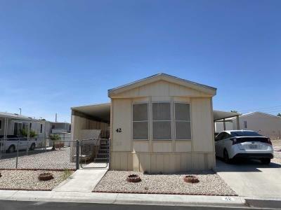Mobile Home at 5805 W. Harmon Las Vegas, NV 89103