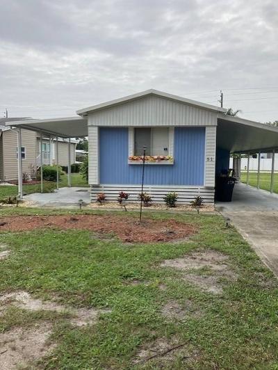 Mobile Home at 51 Fall Drive Port Orange, FL 32129