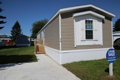 Mobile Home at 2801 Thielman Street Lot # 74 Merrill, WI 54452
