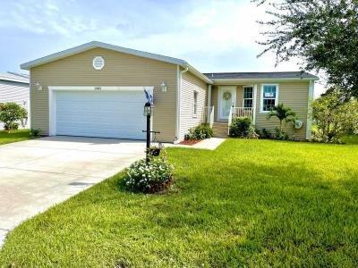 Mobile Home at 1085 W. Lakeview Drive Sebastian, FL 32958