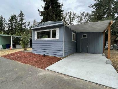 Mobile Home at 16300 SE Why 224, Spc. 20K Clackamas, OR 97015