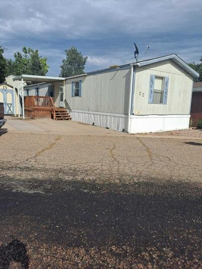 Mobile Home at 301 Spaulding Lane #22 Fort Collins, CO 80524