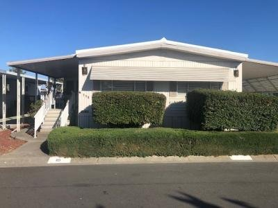 Mobile Home at 4141 Deep Creek Rd #115 Fremont, CA 94555