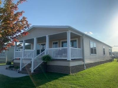 Mobile Home at 52675 Cedarwood Ct Chesterfield, MI 48051