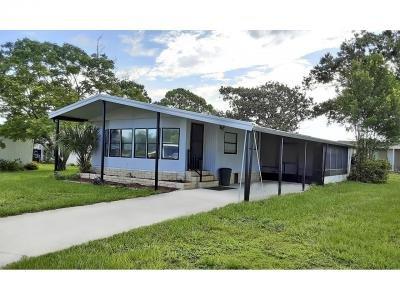 Mobile Home at 3851 Sabal Dr. Oviedo, FL 32765