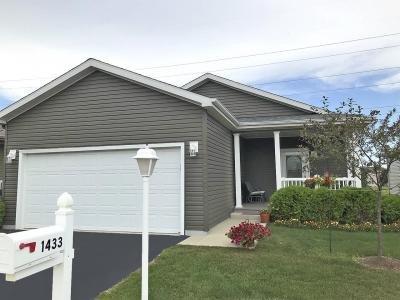 Mobile Home at 1433 Equestrian Drive Grayslake, IL 60030