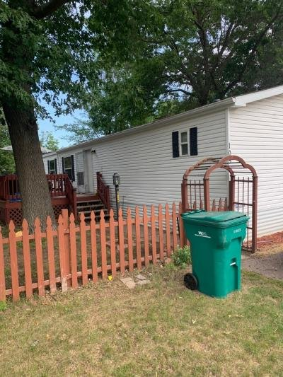 Mobile Home at 38725 12th Ave Lot 105 North Branch, MN 55056