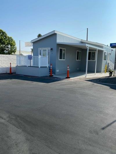 Mobile Home at 9459 Mission Gorge   #1 Santee, CA 92071