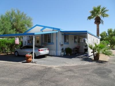 Mobile Home at 4100 N Romero Rd Tucson, AZ 85705