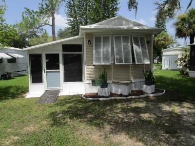 Mobile Home at 1300 N.river Rd., #E67 Venice, FL 34293