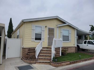 Mobile Home at 7850 Garfield #81 Huntington Beach, CA 92647