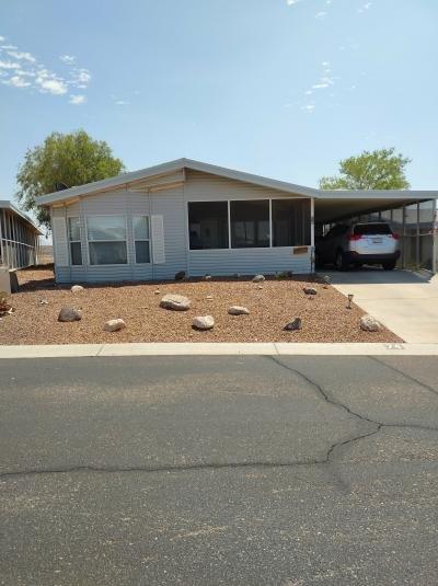 Mobile Home at 2350 Adobe Road Lot #74 Bullhead City, AZ 86442