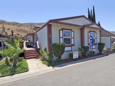 Mobile Home at 4901 Green River Rd #234 Corona, CA 92878