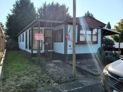 Mobile Home at 7858 SE King Rd #4 Milwaukie, OR 97222