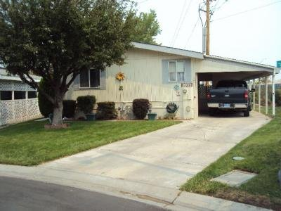 Mobile Home at 2003 Bourgogne Street Carson City, NV 89701