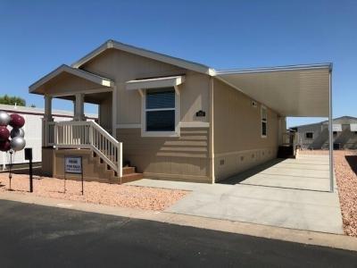 Mobile Home at 652 S Ellsworth Rd #153 Mesa, AZ 85208