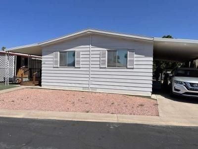 Mobile Home at 305 S. Val Vista Drive #158 Mesa, AZ 85204