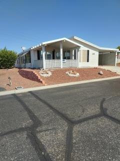 Photo 1 of 14 of home located at 2350 Adobe Road Lot #149 Bullhead City, AZ 86442