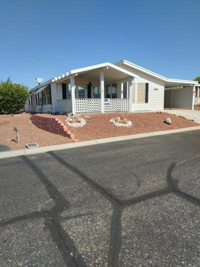 Mobile Home at 2350 Adobe Road Lot #149 Bullhead City, AZ 86442