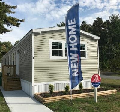 Mobile Home at 16 Briwood Circle Queensbury, NY 12804