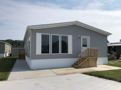 Mobile Home at 30630 Drouillard Rd. Lot #105 Walbridge, OH 43465