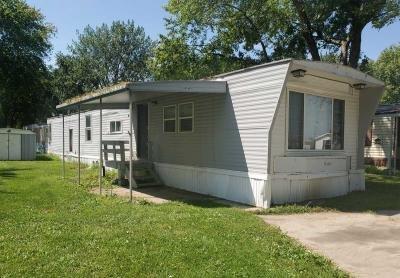 Mobile Home at 3732 Bern Dt Lot 45 Bay City, MI 48706