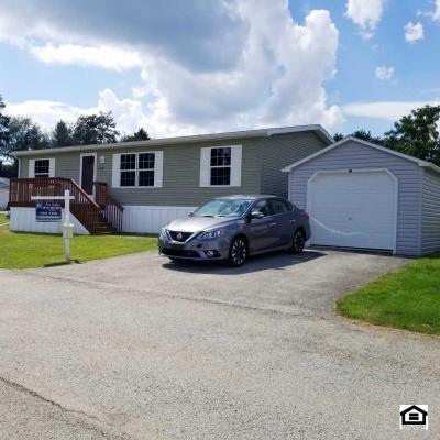 Mobile Home at 134 Mancini Drive Somerset, PA 15501