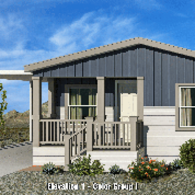 Mobile Home at 359 Myrtle Beach St Pahrump, NV 89048