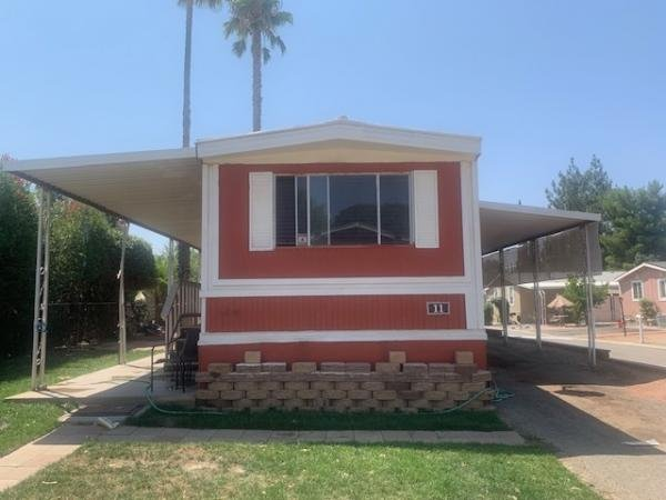 Photo 1 of 1 of home located at 1444 Michigan Ave Spc. 11 Beaumont, CA 92223