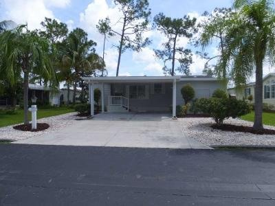 Mobile Home at 19729 Charleston Cir North Fort Myers, FL 33917