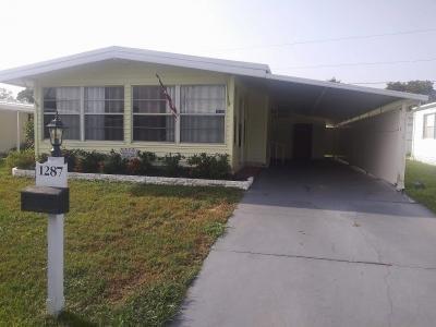 Mobile Home at 1287 Flintlock Dr Daytona Beach, FL 32119