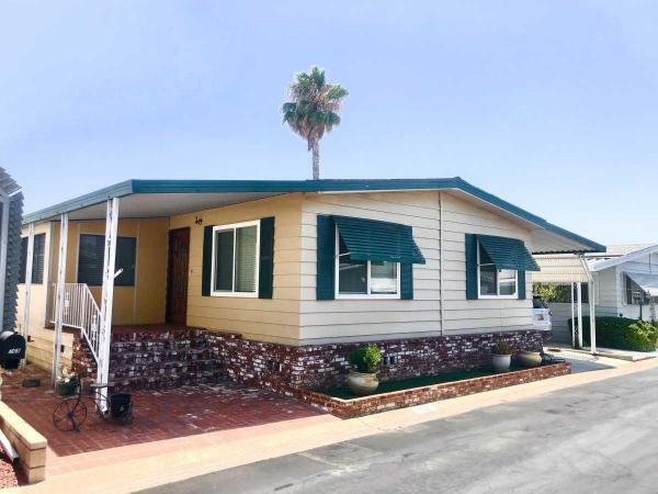1977 Winston Manor Mobile Home For Sale