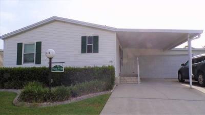 Mobile Home at 1611 Deverly Dr. Lot #847 Lakeland, FL 33801